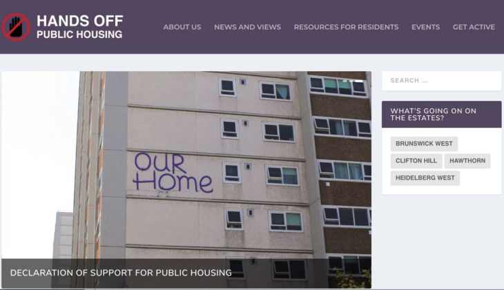 Hands Off Public Housing