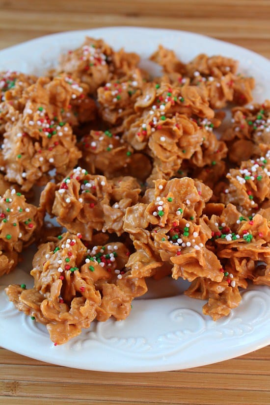 Great Grub, Delicious Treats - Butterscotch Crunchies
