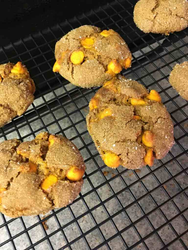 Gluten-Free Pumpkin Spice Cookies - Back To My Southern Roots