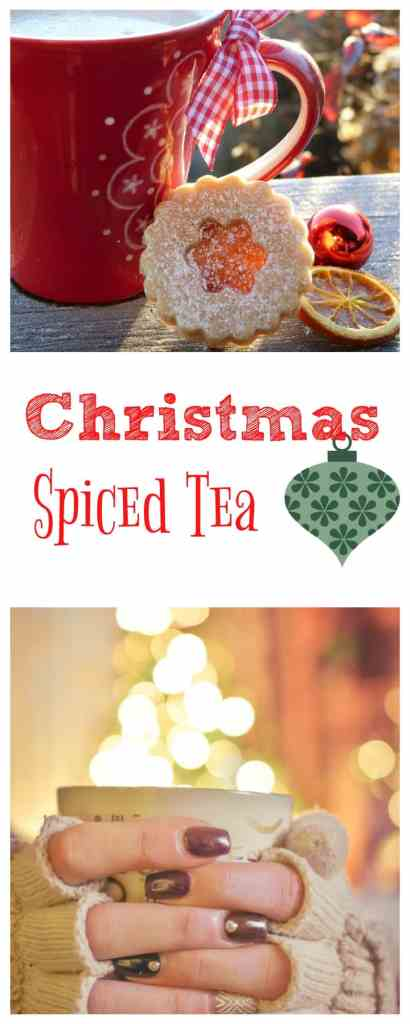 If you love the smell of Christmas, you'll love the taste of this...