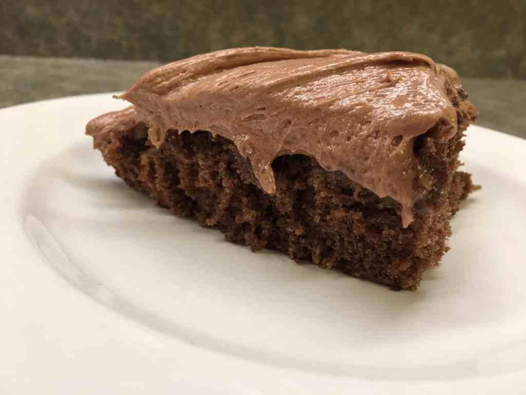 Chocolate cake is such a delicious treat, and when you add syrup, oh baby, it's good. I found this recipe in the tin box that I inherited from my grandmother, and I am so glad I made it. It's a recipe that I am excited to share with all of you!