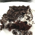 The Ultimate Easy-to-Bake Oreo Covered Brownies