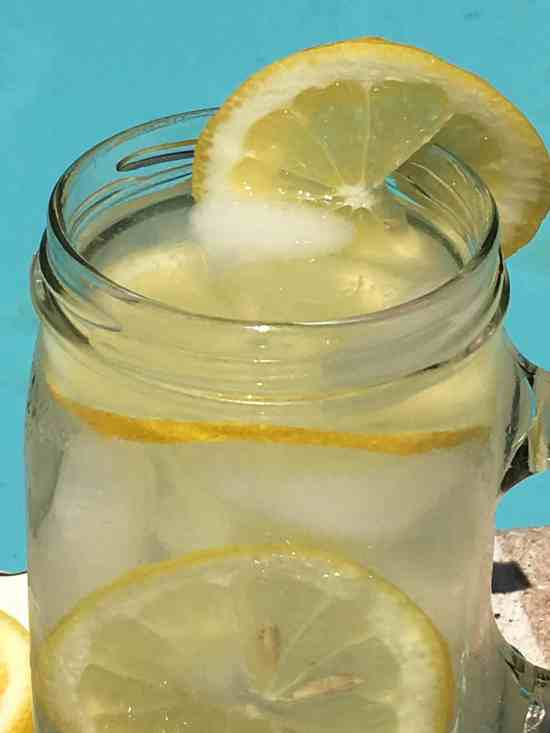 Summer is right around the corner, and this is a great recipe for a sunny day. Fresh squeezed lemons and plenty of sweetness make this a refreshing drink to cool you down.