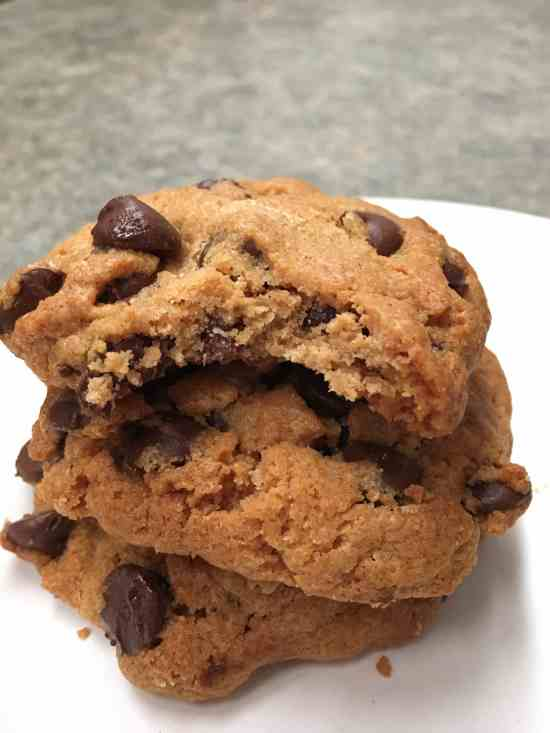 Gluten-free peanut butter chocolate chip cookies are a rich and decadent dessert that are easy to make. Trust me, you will love these.
