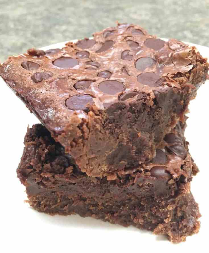 You are going to love double chocolate bars. Not only are they cheap and easy to make, they are incredibly delicious.