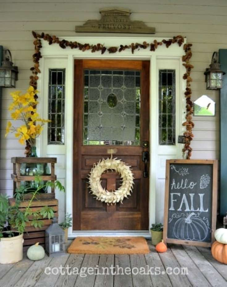 9 Decor Ideas for the Home to Get You in the Mood for Fall