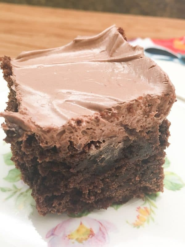 Homemade Frosted Brownies are a delicious recipe made from scratch. The brownies are easy to make and are a delicious dessert for any occasion, including holidays.
