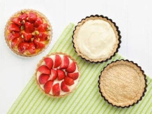 Strawberry Tarts picture from Poinsettia Drive