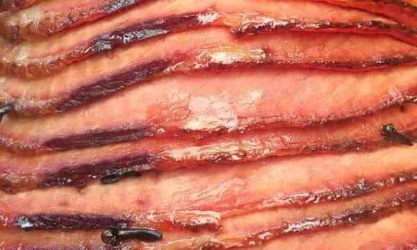 Baked Ham with Brown Sugar Glaze