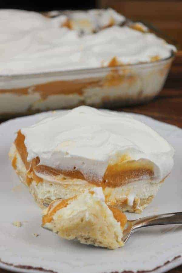 Butterscotch Lush Dessert is a delicious treat and is perfect for any potluck or party.