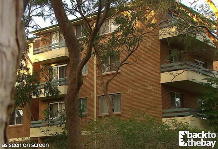 Naomi's Apartment