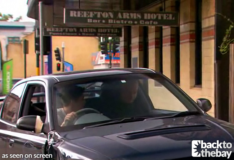 Reefton Arms Hotel