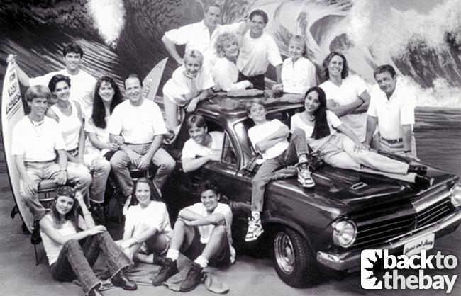 1994 Cast Photo