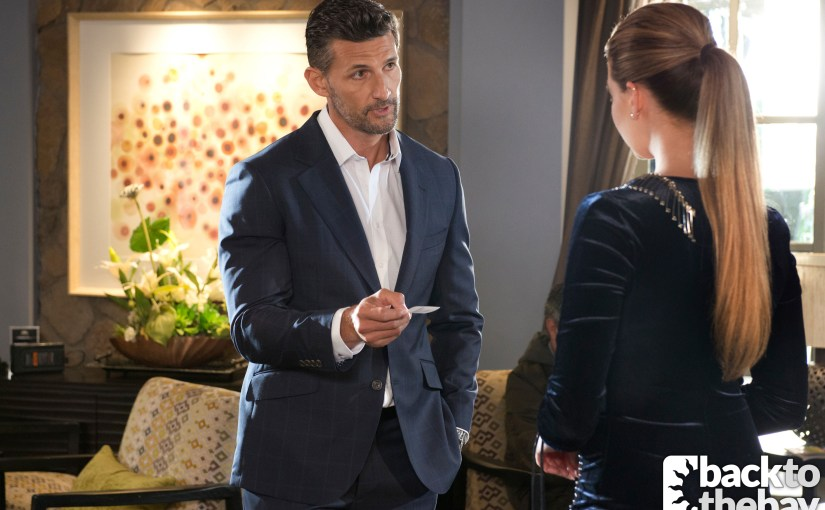 First photos of Tim Robards as new Neighbours bachelor