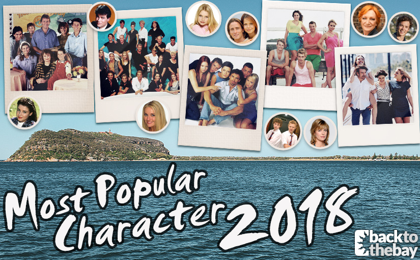 Most Popular Character 2018