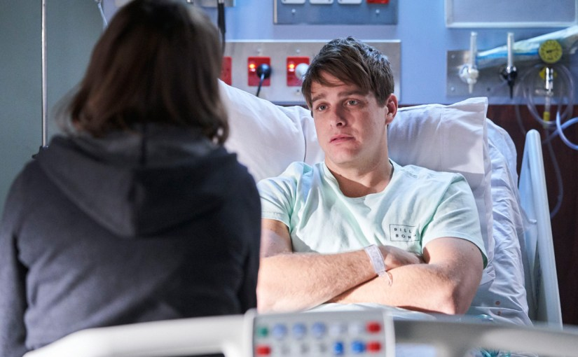 UK Home and Away Spoilers – Bella reveals her secret to Colby