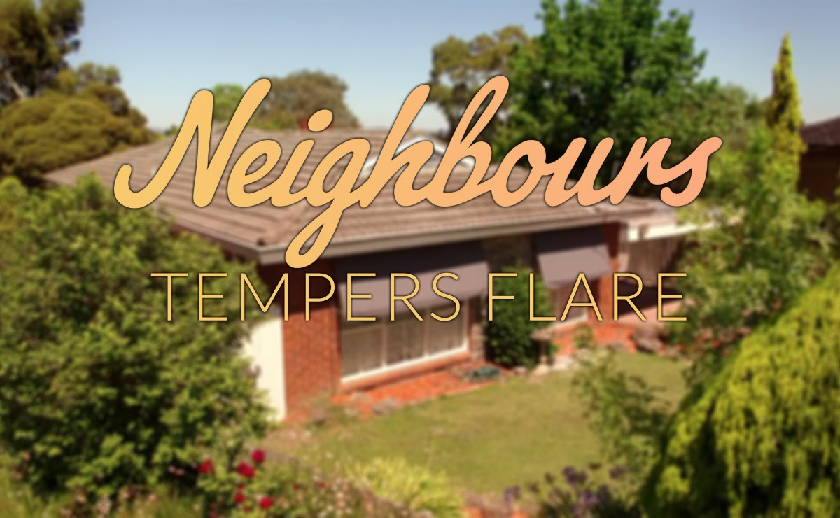 Neighbours Spoilers – The drug addict's identity is revealed