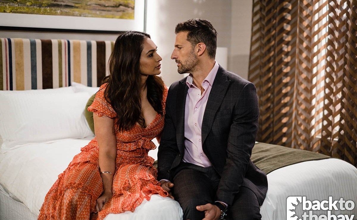 UK Neighbours Spoilers – Pierce and Dipi kiss as their marriages fall apart
