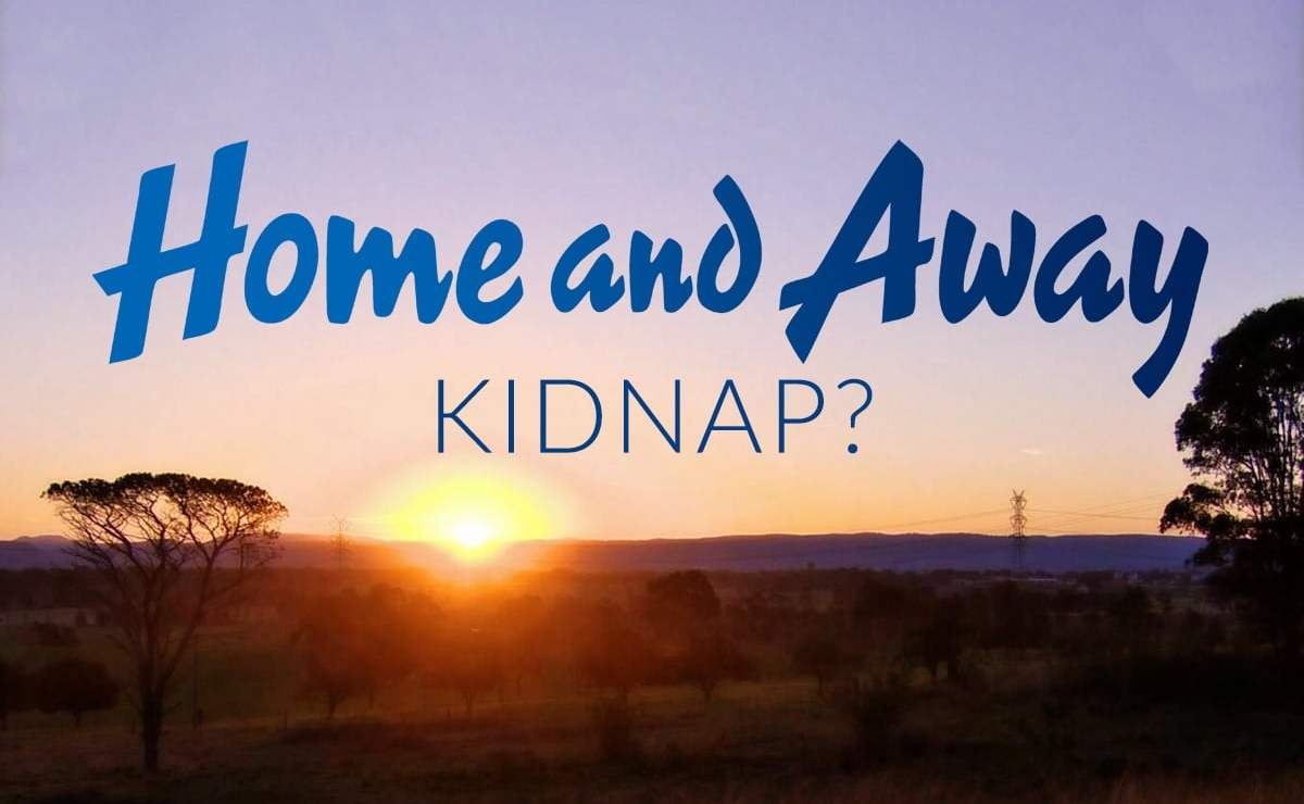 Home and Away Spoilers –Dean runs away with Jai in new promo
