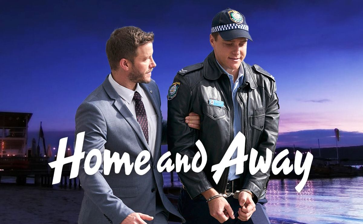 Home and Away Spoilers – Angelo arrests Colby for Ross's murder!
