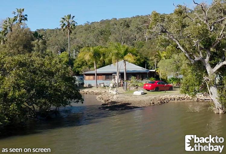 Tammy's House / Jetty (Mangrove River)