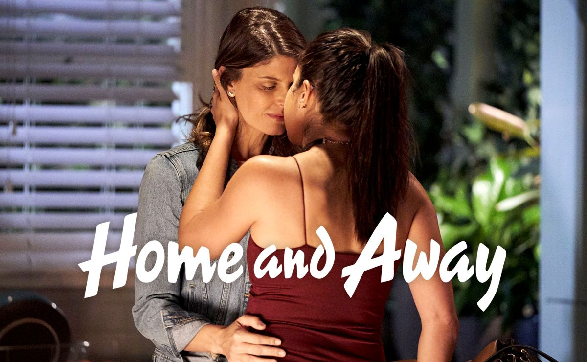 Home and Away to re-visit Willow and Alex's relationship