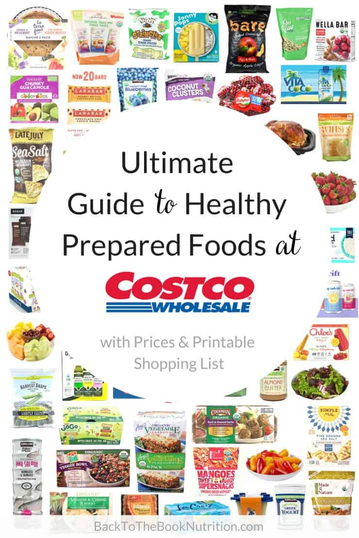 ultimate guide to healthy prepared