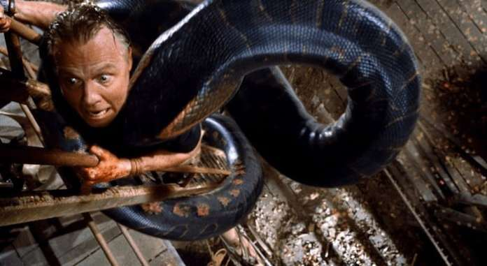 Anaconda Is Getting A Reboot From Sony Pictures