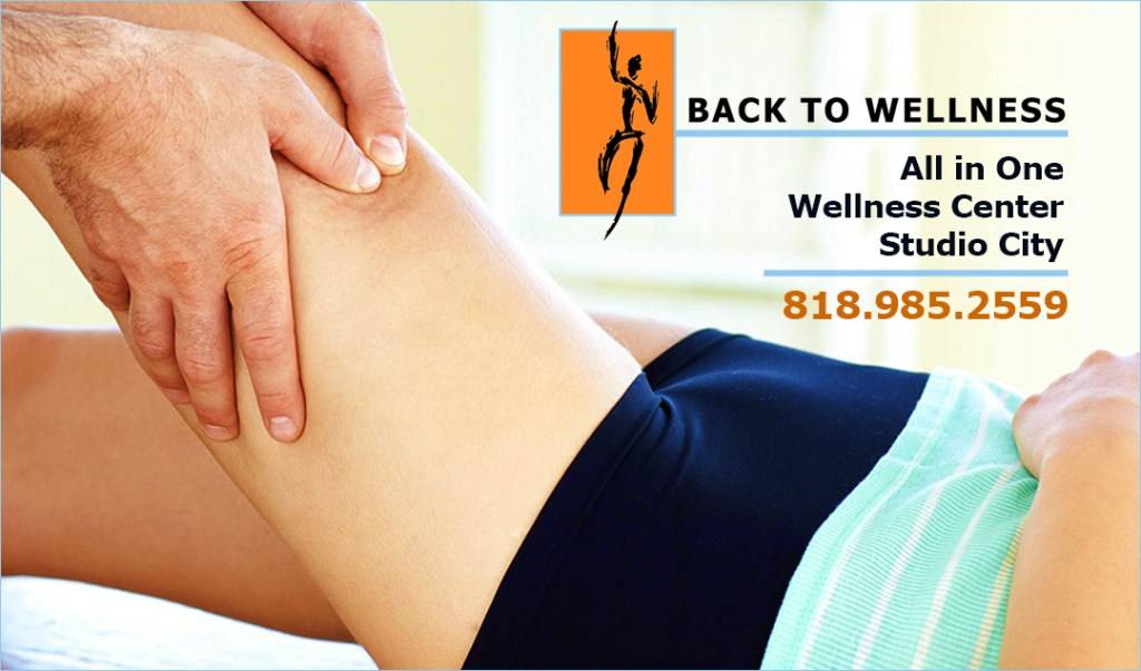 Carpal Tunnel Chiropractic Therapy in Studio City