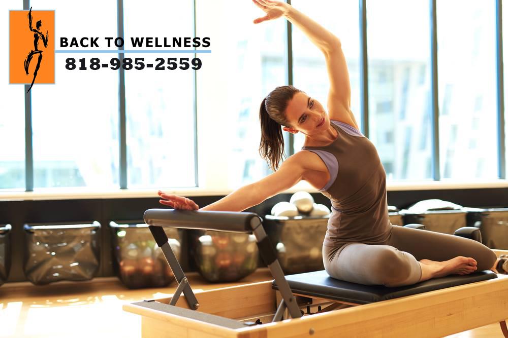 Rehabilitation through Studio City Pilates