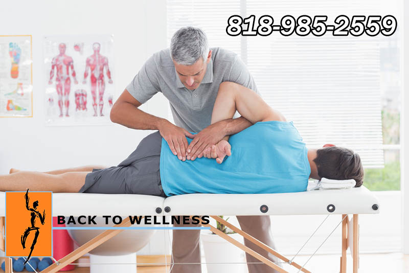 Treatment for Low Back Pain Sherman Oaks