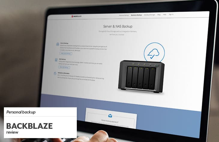Backblaze Personal Backup Review | Data Backup | backuppc