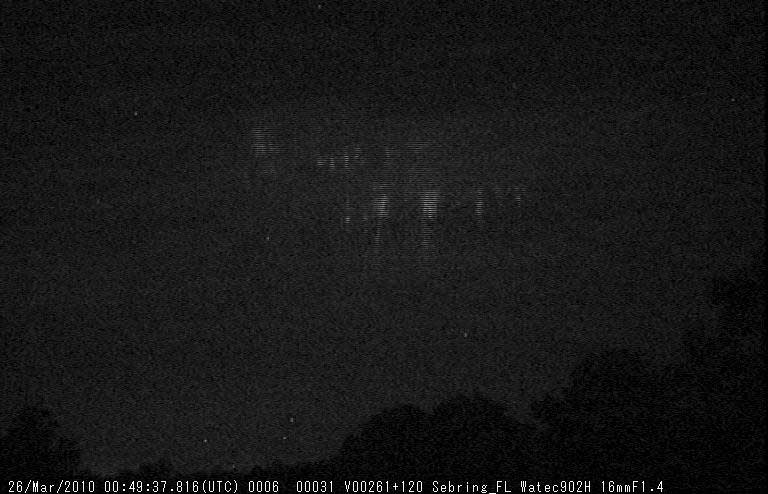 Sprites on March 26, 2010