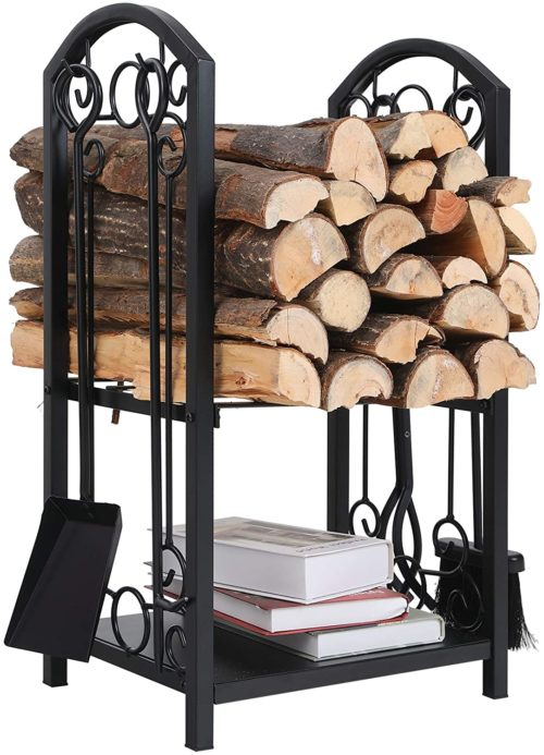 the best firewood racks available in
