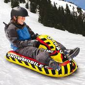 Snowmobile Rider Tube