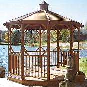 Wooden Gazebo Kit