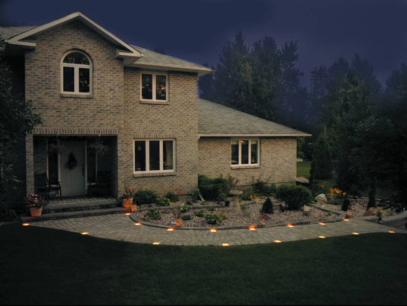 Marvelous Low Voltage Landscape Lighting