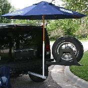 Tailgating Umbrella Stand