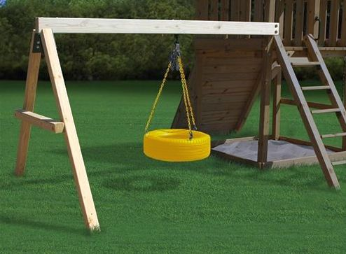 Swings With Zing: Keeping Swing Sets Updated And Cool