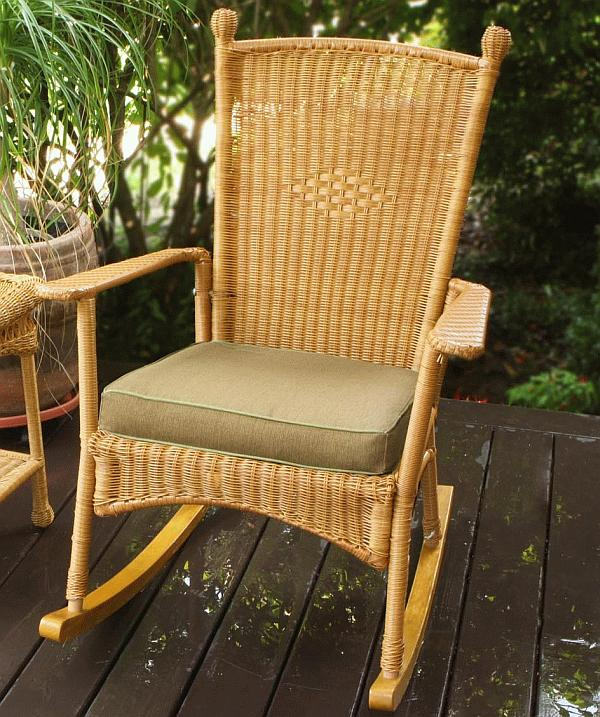 Portside Classic Rocking Chair PSR C