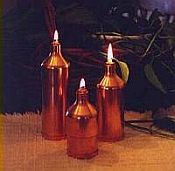 Holiday Decorating with Garden Torches
