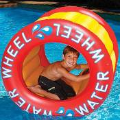 Water Wheel Float