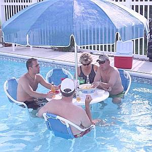 Pool Party Swimming Pool Furniture