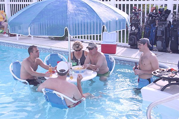 Smart Summer Solution: Keep the Party in the Pool - Swimming ...