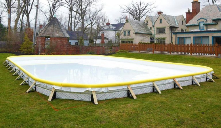 Brace Yourself: A quick guide to bracing your rink boards