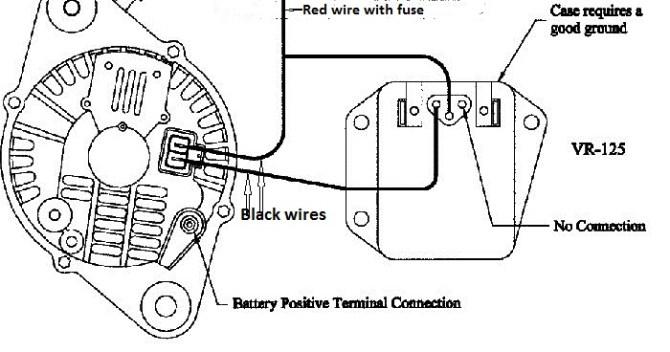 jeep voltage regulator wiring  wiring diagrams database