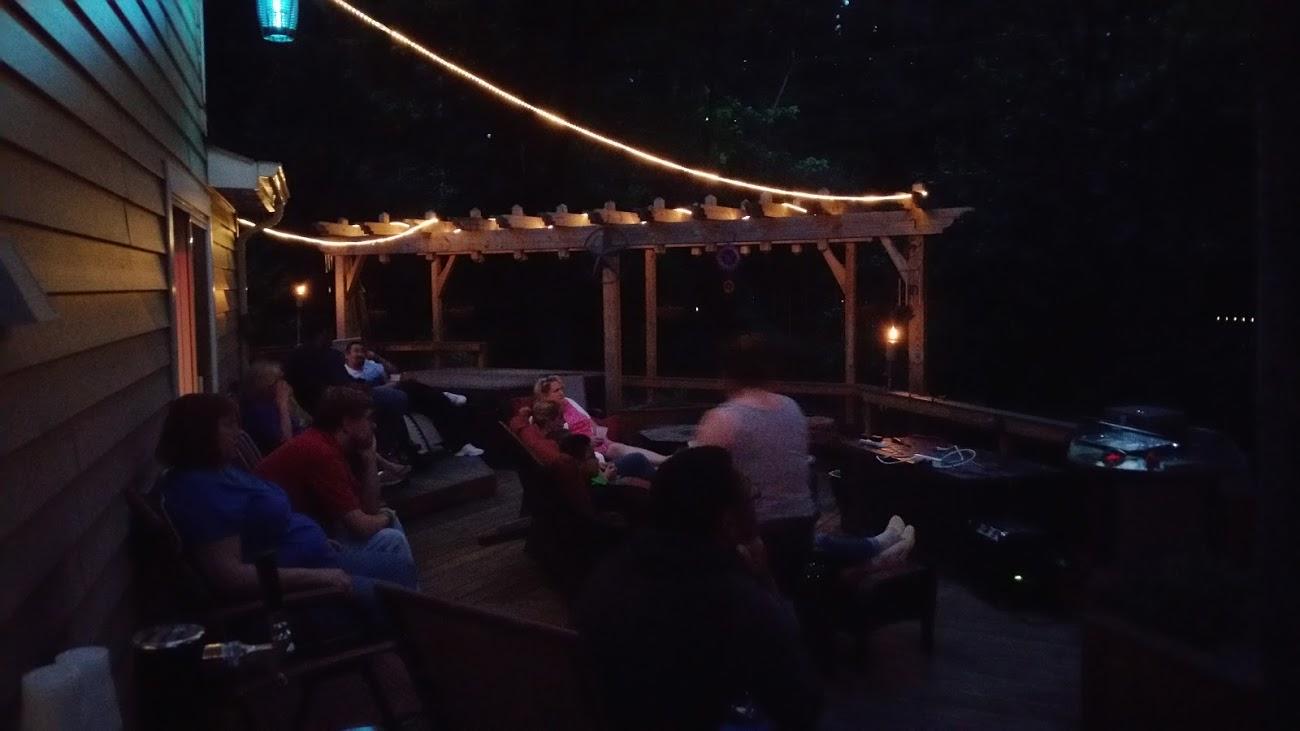 backyard theater showcase lost ark theater backyard movies