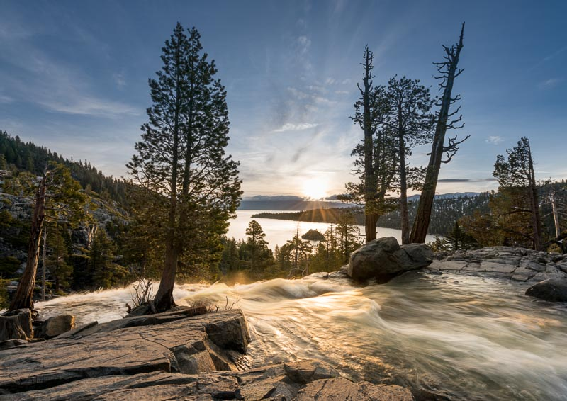 Finding the best photography locations on vacation Backyard