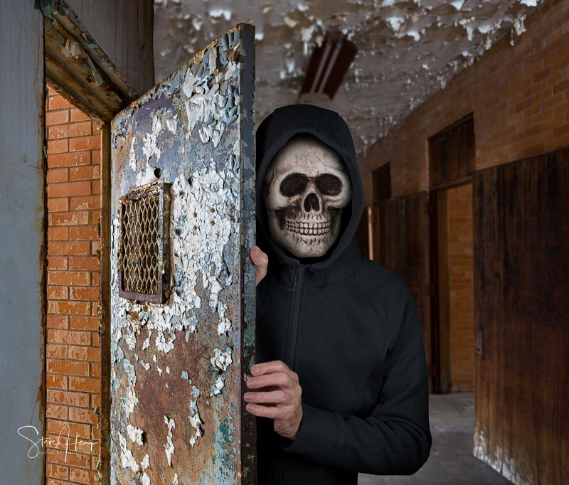 Example of a stock photo for halloween
