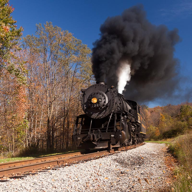 Recent sale on Fine Art America is an image of a WMRR steam train in Maryland